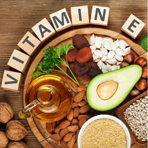 Atasi Kulit Kering dan Berkedut Dengan Vitamin E