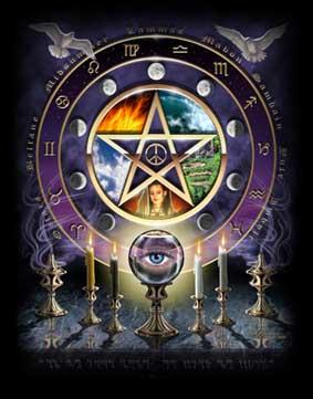 Pentacle, Blessed Be