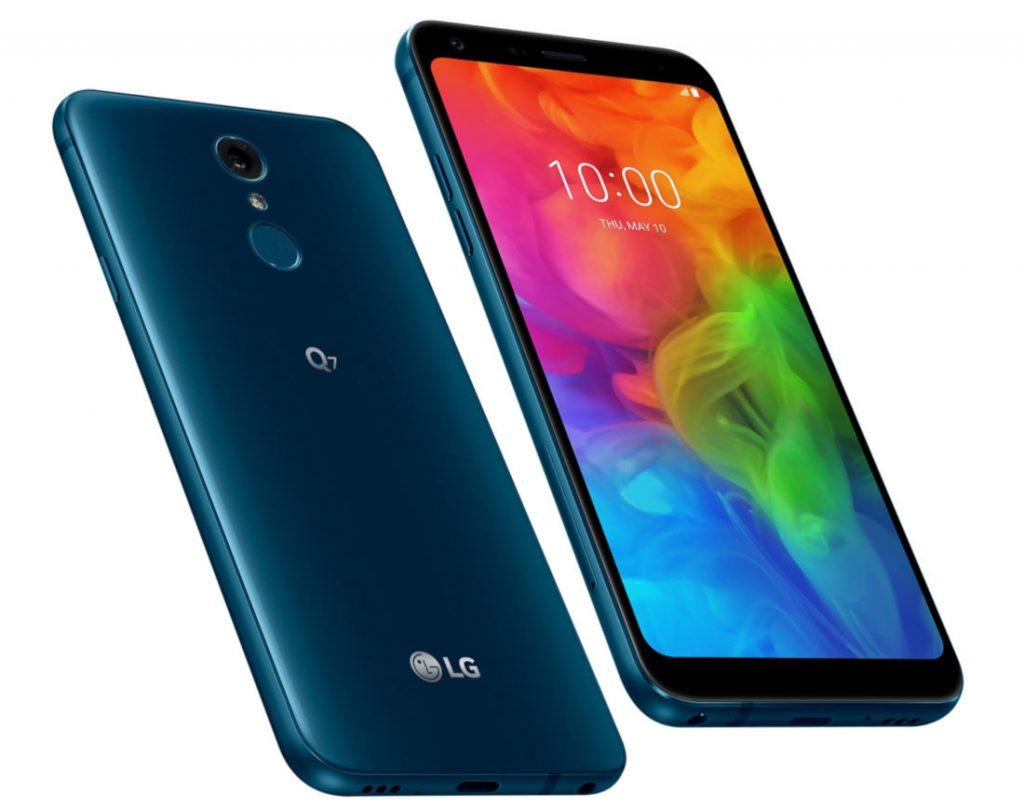 جوال LG Q7 سيضم مشروع تمناه مستخدموا إل جي مع جوالين جديدين تحت العمل