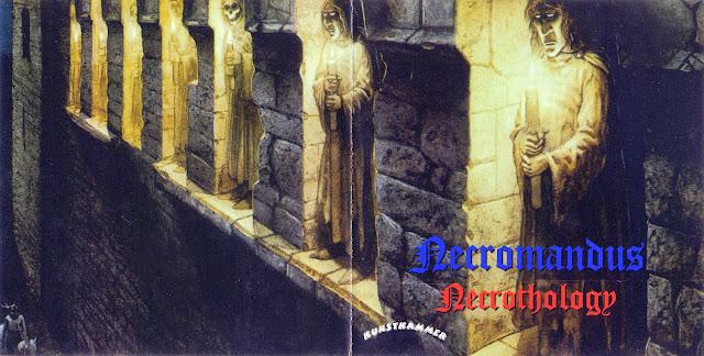 Necromandus ~ 1998 ~ Necrothology