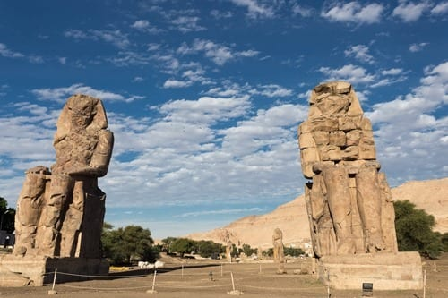 Statues Egypt