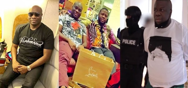He's too stubborn, he didn't listen to my Advice – Mompha finally react to Hushpuppi 20 Years imprisonment (video)
