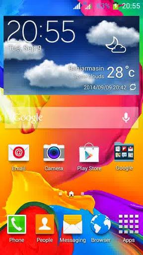 Cara Ganti Custom Room Evercoss A7R Dengan Rom Samsung Galaxy S5