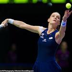 Agnieszka Radwanska - 2015 WTA Finals -DSC_0301.jpg
