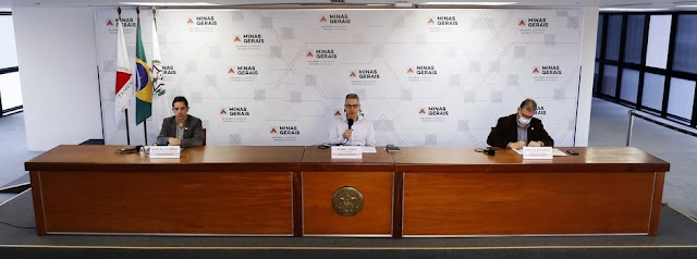 Governador de Minas anuncia ampliação do Bolsa Merenda e repasse para fundos assistenciais dos municípios