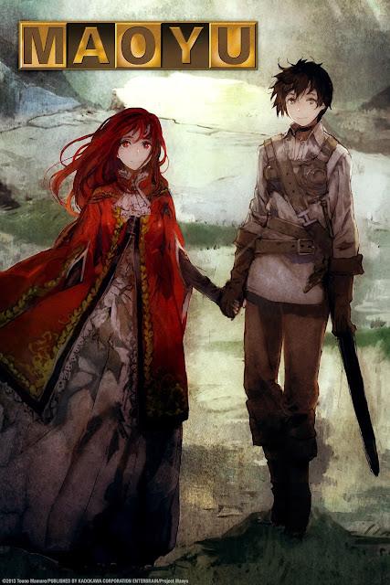 Maoyu ~ Archenemy & Hero