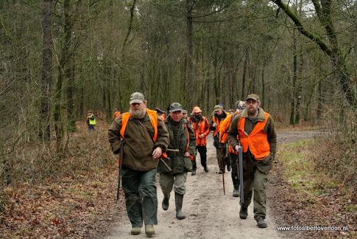 vossenjacht in de Bossen van overloon 18-02-2012 (7).JPG