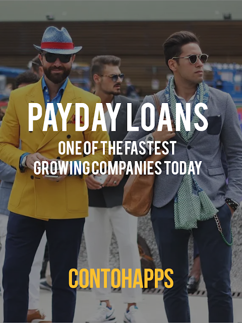 Payday Loans One Of The Fastest Growing Companies Today