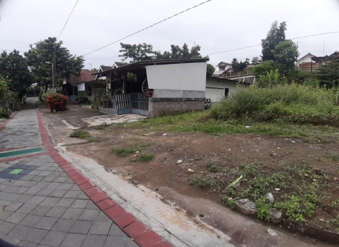 Tanah Murah Strategis Tengah Kota Seputar Tegalrejo Barat Borobudur Plaza Jl. Magelang Dalam Ringroad