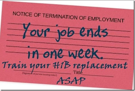 H1B replacement