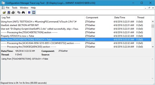 Sccm Osd Completion Screen