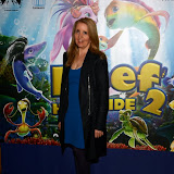 WWW.ENTSIMAGES.COM -  Gillian McKeith   arriving at       The Reef 2: High Tide - VIP film screening at The Soho Hotel, 4 Richmond Mews, London October 20th 2013                                                 Photo Mobis Photos/OIC 0203 174 1069