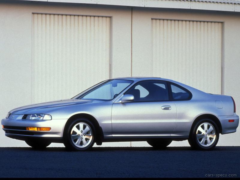 1996 Honda Prelude Si Specifications  Pictures  Prices