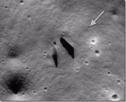 Apollo nasa ufo