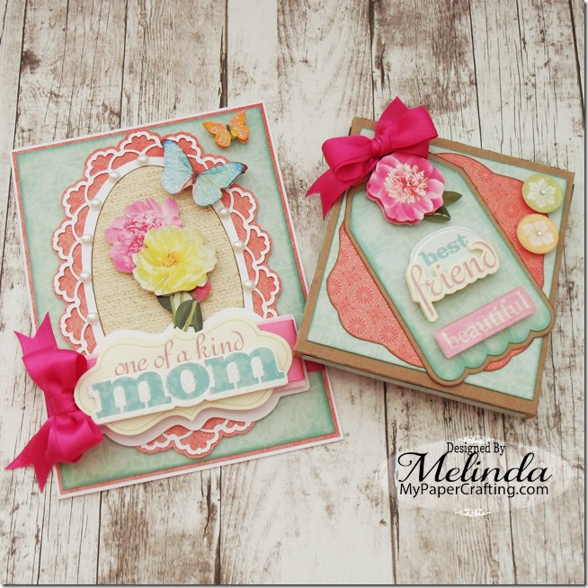Mothers Day Card and Gift Box