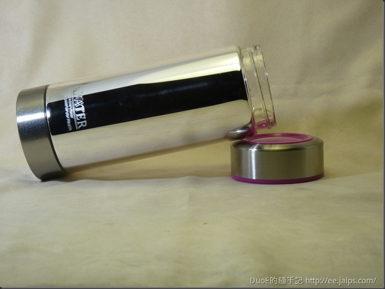 EWATER-耐熱玻璃保溫杯