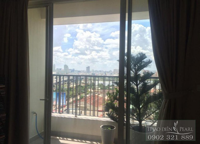 bancong view dep sg tại Thảo điền pearl 134m2 bán