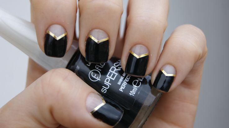 The Most 10 Metallic Nail Art Designs Fashion 2d