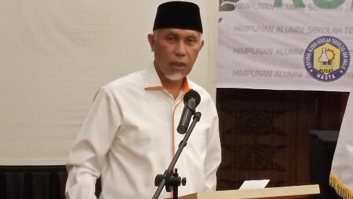 Gubernur Sumbar Ajak HASTA Berpartisipasi Membangun Daerah