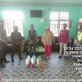 Brigadir Sony Pratama laksanakan Penyaluran BSP di Desa Sungai Bela