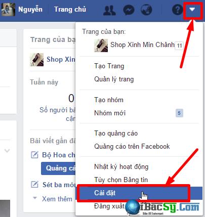 Chán Facebook - Cách khóa nick tài khoản Facebook một thời gian + Hình 2