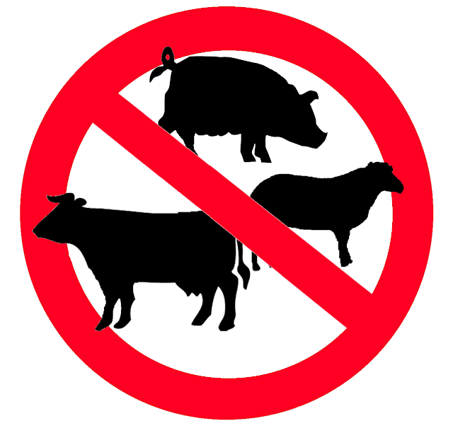 Do Not Eat Red Meat 不吃紅肉
