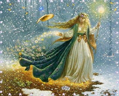 Winter Queen Magic, Pretty Witches