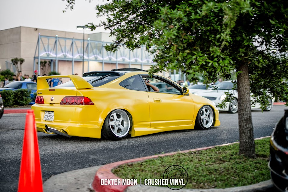 yellow RSX