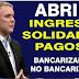 Ingreso Solidario de Abril: ¿Cuándo se pagará el subsidio a los colombianos bancarizados y no bancarizados?