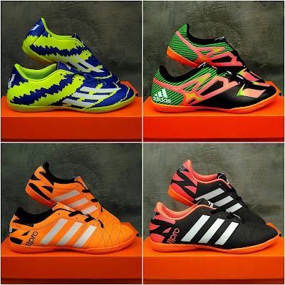 harga grosir sepatu futsal murah adidas terbaru