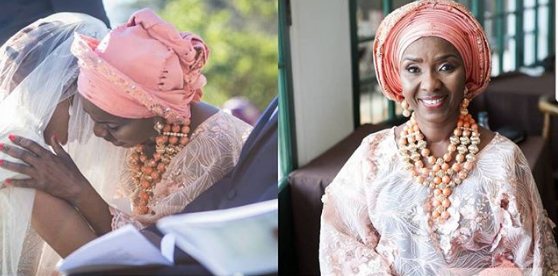 Adesua Wellington Celebrates Mum As She Turns A Year Older