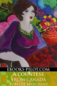 Cover of A Countess From Canada