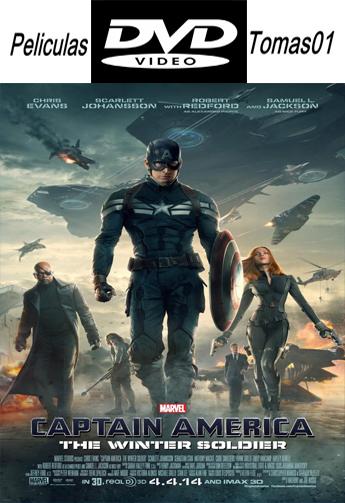Capitán América 2: El Soldado de Invierno (2014) DVDRip