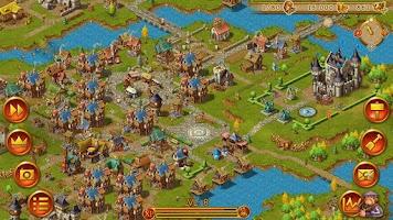 Screenshot of Townsmen