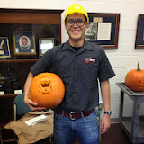 Halloween 2014: Pumpkin carving with Gloria Culver's lab