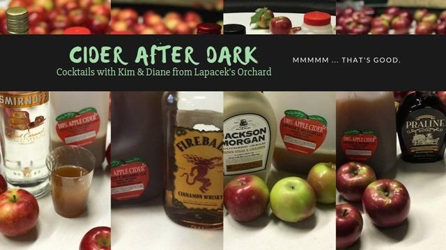 cider after dark