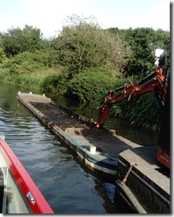 6 dredging works near the junction