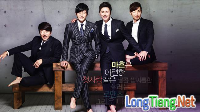 5 kiểu tình bạn siêu chuẩn của cánh mày râu trong phim Hàn - Ảnh 8.
