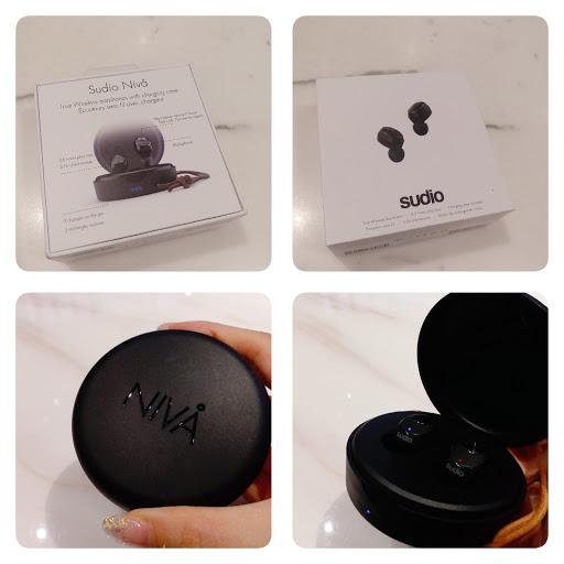 真無線藍芽入耳式耳機 Sudio Nivå