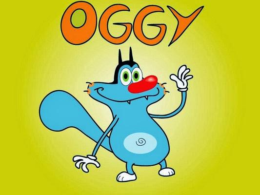 Karakter Oggy