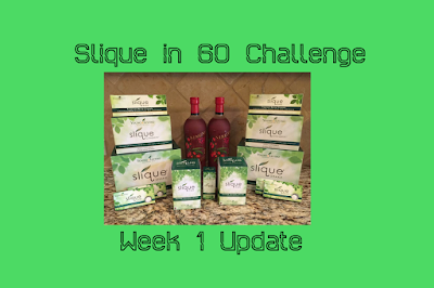 Slique in 60 Challenge - Week 1 Update