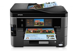 Drivers & Downloads Epson WorkForce 840 printer for Windows