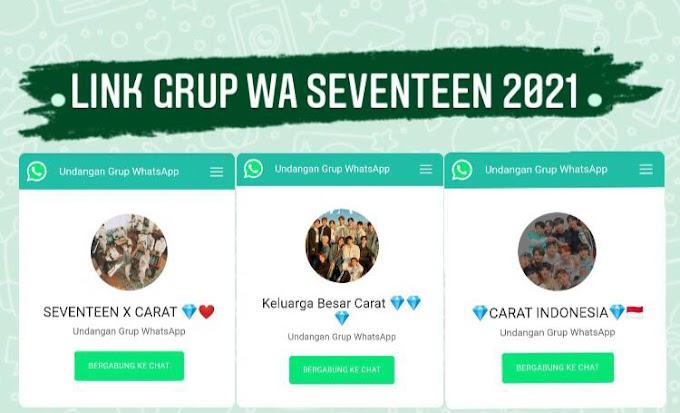 100+ Link Grup Whatsapp Carat Seventeen Kpop 2021