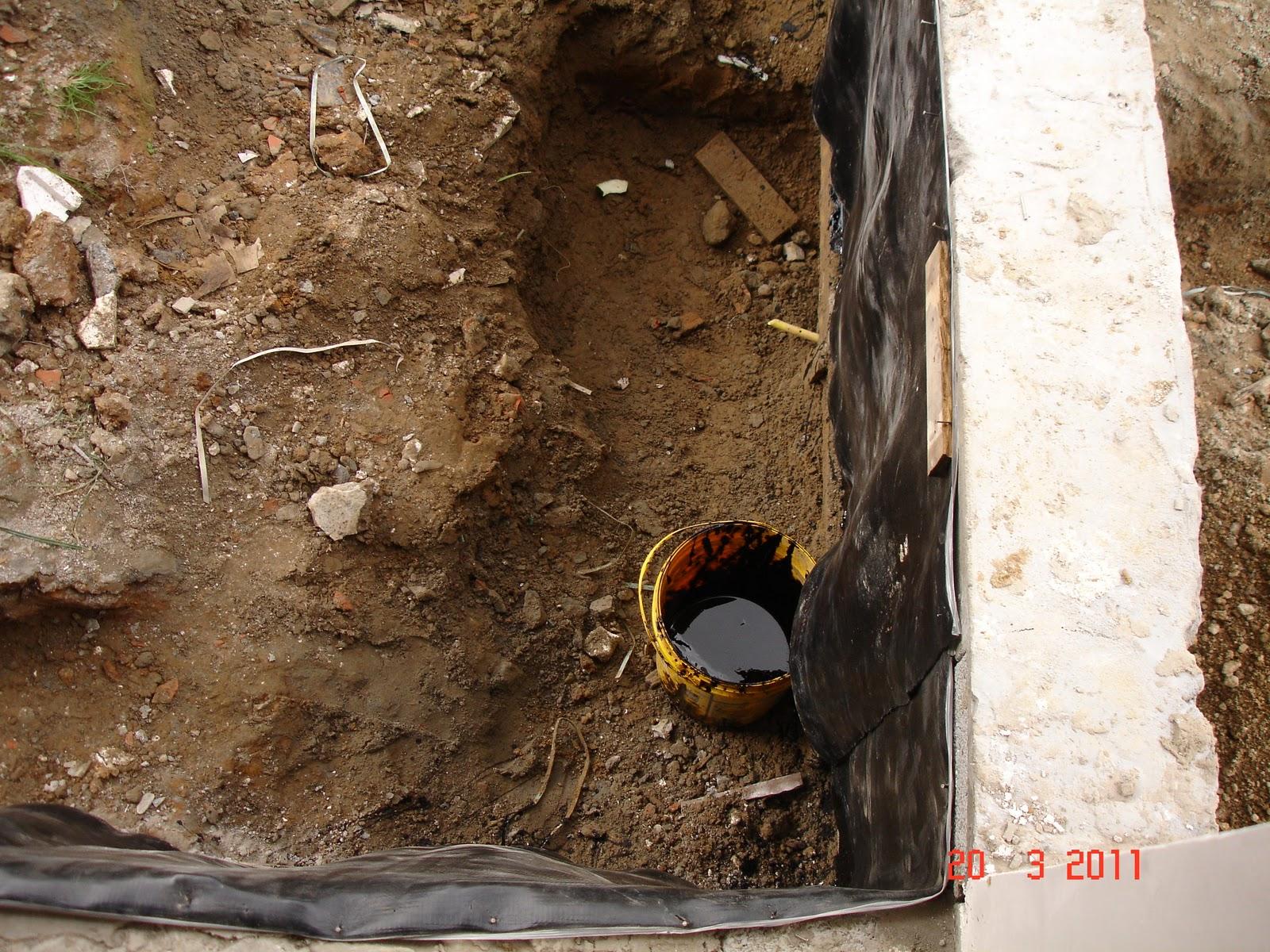Nossa Casa no Site Construção da fundação ao acabamento: Março  #9D602E 1600 1200