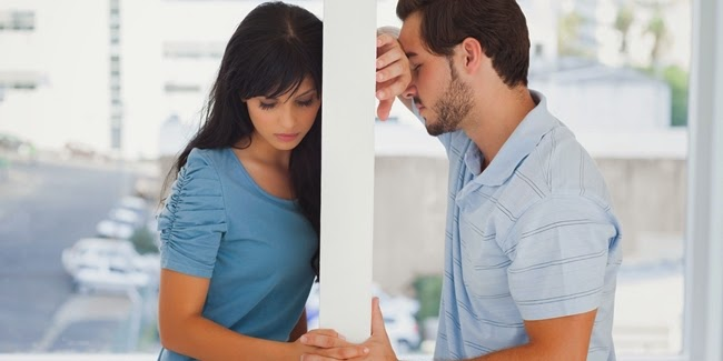 Masalah pada pasangan muda