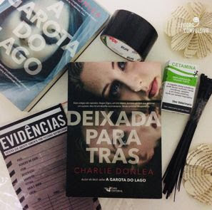 fotos e livros deixada para trás charlie donlea blog leitora compulsia