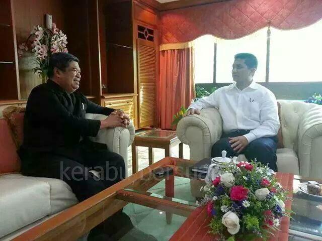 MB Selangor terima kunjungan hormat Mat Sabu