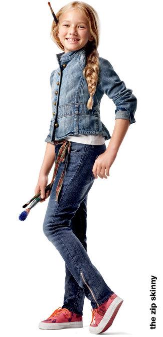 The Fashion Trendy: Gap kids spring 2011