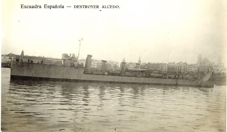 Destructor ALCEDO. Postal..jpg
