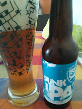 Photo: Punk IPA. Espectacular. BrewDog
